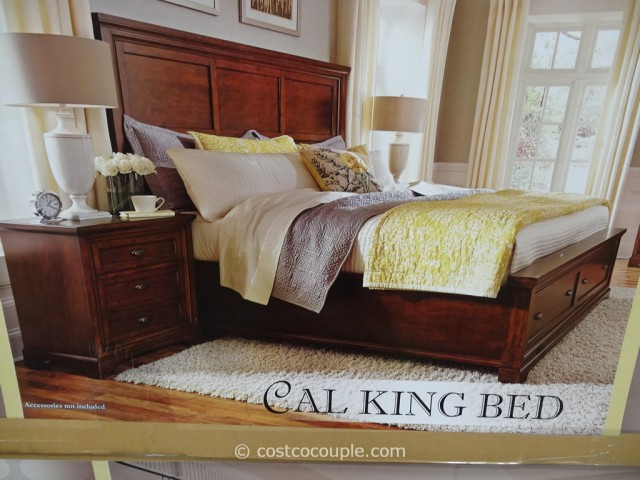 Universal Furniture Lulea Cove Cal King Bed