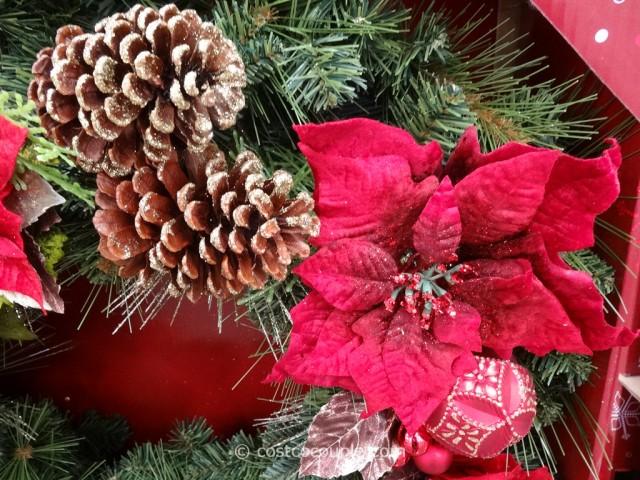Kirkland Signature 32 Inch Decorated Wreath