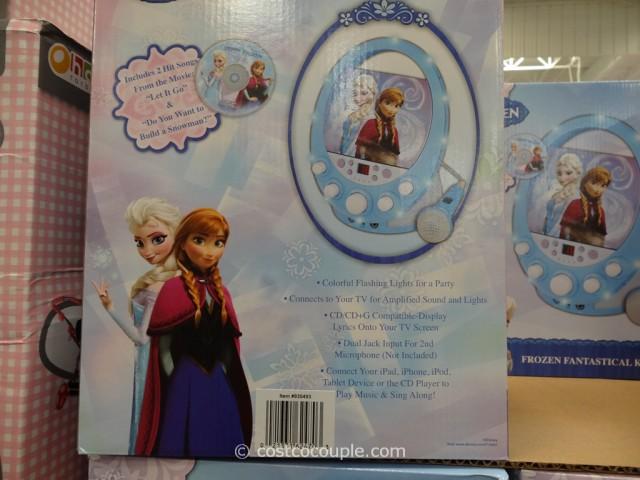 Disney Frozen Fantastical Karaoke on Kirkland's Spin To Win Iphone id=83033