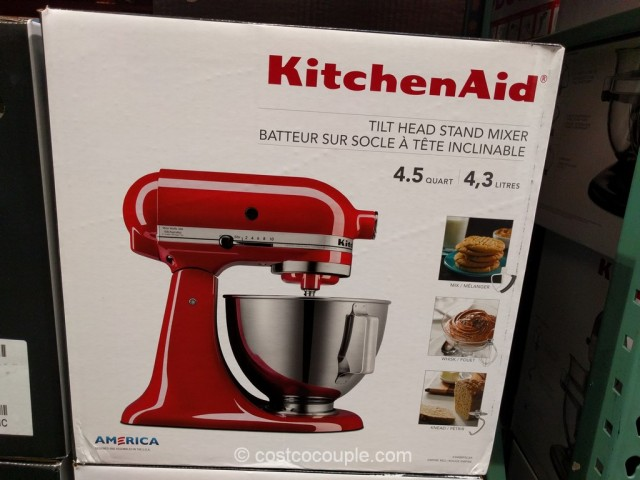 KitchenAid 45 Quart Tilt Head Stand Mixer