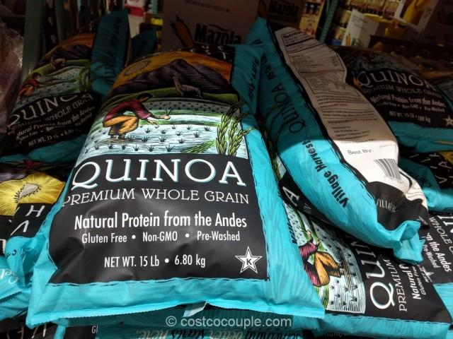 Village Harvest Peruvian White Quinoa