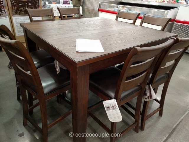 Universal Furniture 9-Piece Counter Height Dining Set