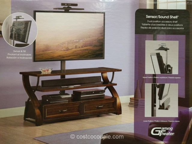 Bayside Furnishings 3 In 1 TV Stand