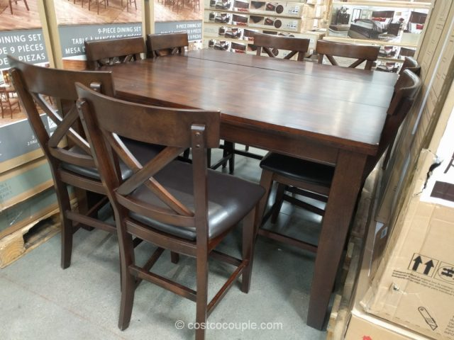 Bayside Furnishings Dining Set