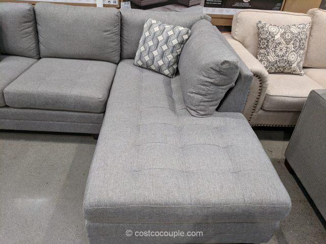 Sectional Chaise And Sleeper