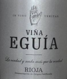 2007 Vina Eguia Rioja Reserva