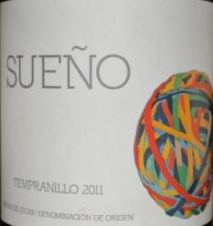 2011 Bodegas la Magdelena Sueno Tempranillo