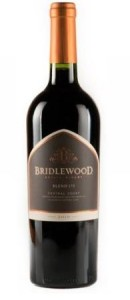 bridlewood red blend
