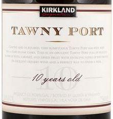 2013 Kirkland Signature 10-Year Tawny Port