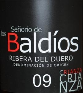 2009 Bodegas Garcia de Aranda Ribera