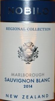 Nobilo Sauvignon Blanc Marlborough
