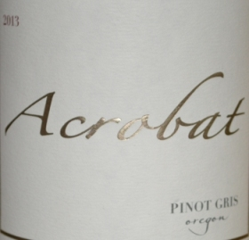 King Estate Acrobat Pinot Gris 2013
