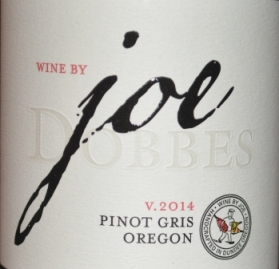 2014 Wines by Joe Pinot Gris