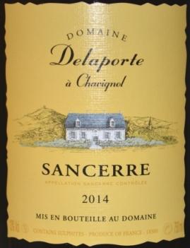 2014 Domaine Vincent Delaporte a Chavignol Sancerre