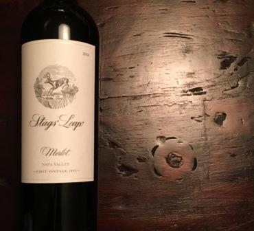2013 Stag's Leap Winery Napa Valley Merlot