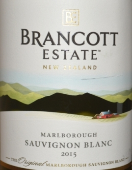 2015 Brancott Estate Marlborough Sauvignon Blanc