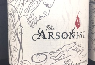 "2014 Matchbook ""The Arsonist"" California Chardonnay"