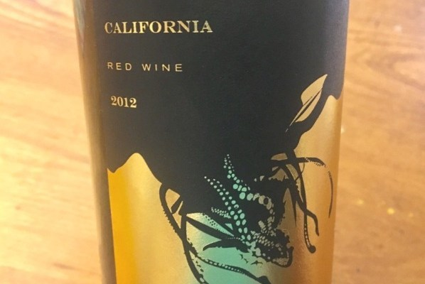 2012 Leviathan California Red Blend
