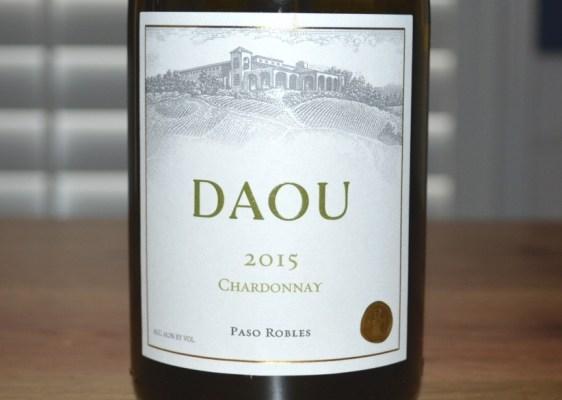 2015 Daou Chardonnay Paso Robles
