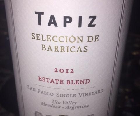 Tapiz wine