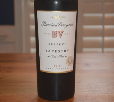 2013 BV Reserve Tapestry Red Blend Napa Valley