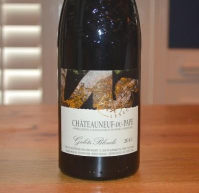 2015 Patrick Lesec Galets Blonds Chateauneuf-du-Pape