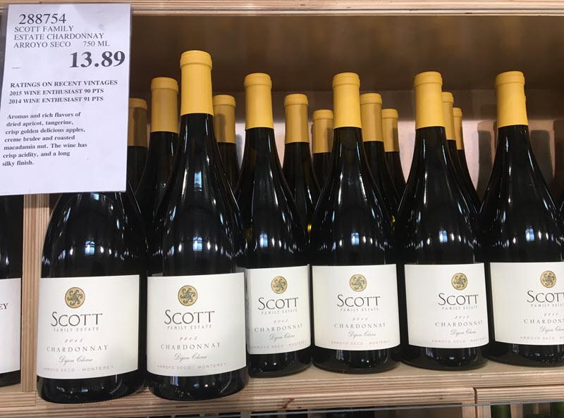 Scott Chardonnay