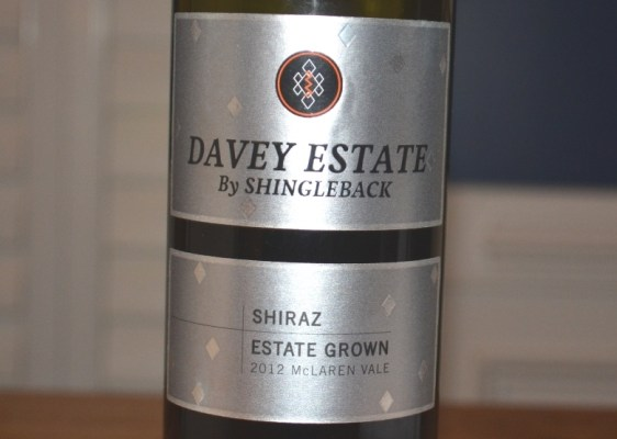 Shingleback The Davey Estate Shiraz