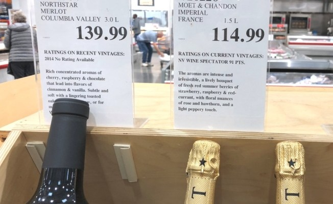 costco price tag 1 feature