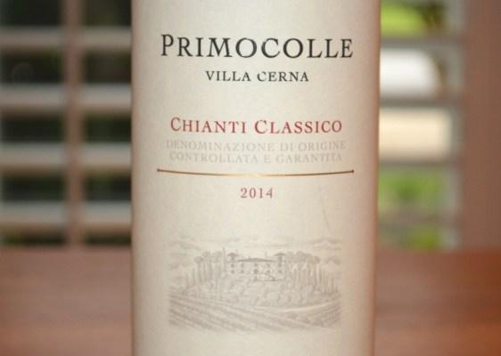 2014 Villa Cerna Primocolle Chianti Classico