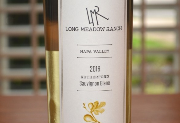 2016 Long Meadow Ranch Rutherford Sauvignon Blanc