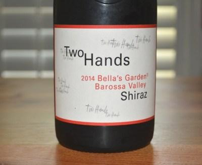 2014 Two Hands Bellas Garden Shiraz Barossa Valley