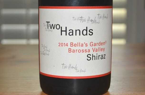 2014 Two Hands Bellas Garden Shiraz Barossa Valley
