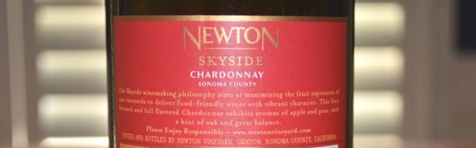 2016 Newton Skyside Chardonnay