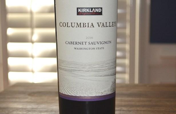 2016 Kirkland Columbia Valley Cabernet Sauvignon