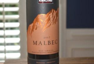 2017 Kirkland Malbec