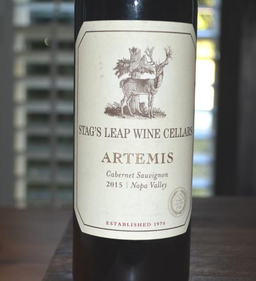 2015 Stag's Leap Wine Cellars Artemis Cabernet Sauvignon