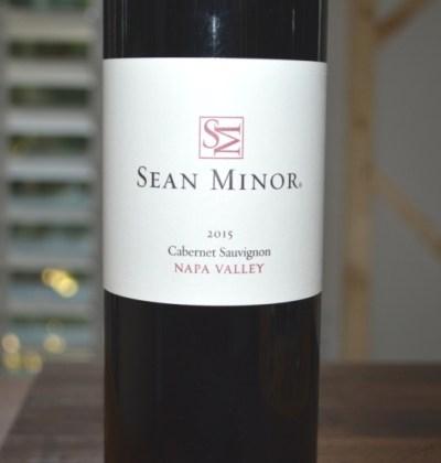 2015 Sean Minor Cabernet Sauvignon Napa Valley