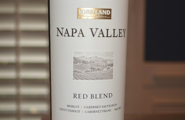 2015 Kirkland Signature Napa Valley Red Blend