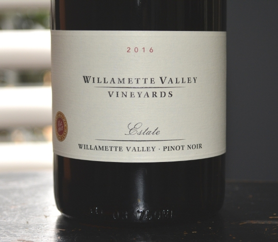 2016 Willamette Valley Vineyards Estate Pinot Noir