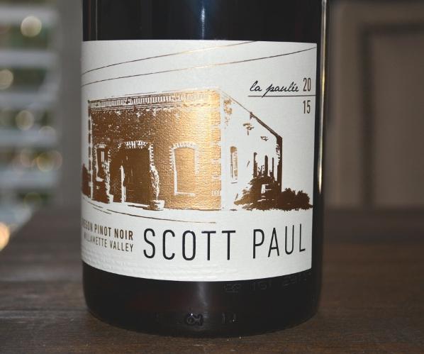 2015 Scott Paul La Paulee Pinot Noir Willamette Valley