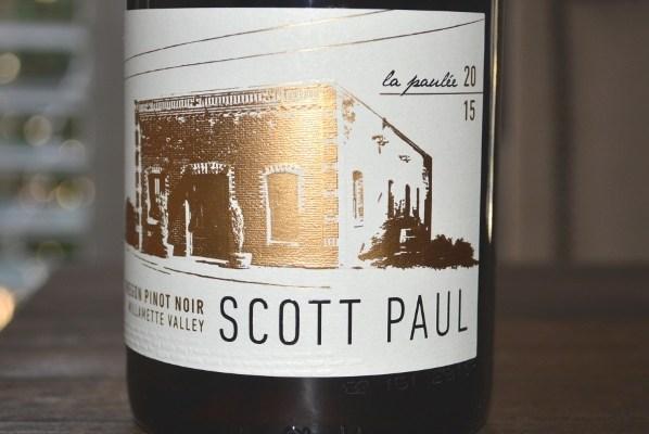 2015 Scott Paul La Paulee Pinot Noir