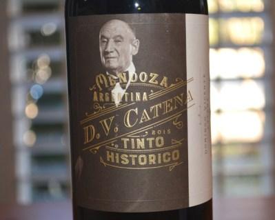 2015 DV Catena Tinto Historico