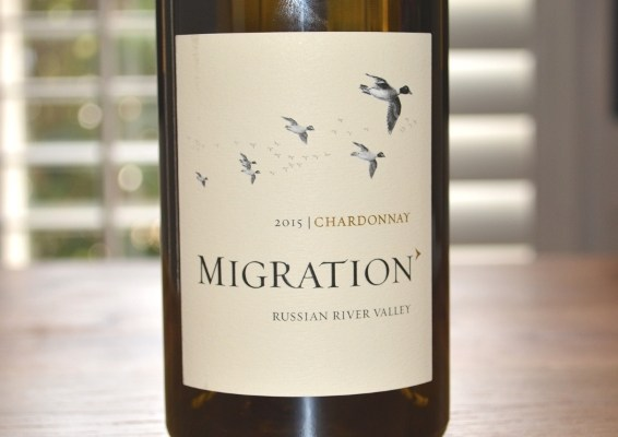 2015 Migration Russian River Chardonnay