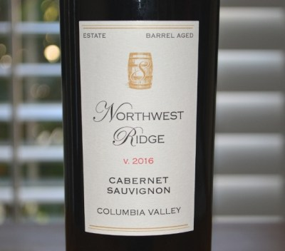 Northwest Ridge Cabernet
