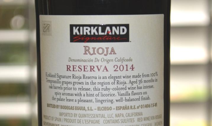 Kirkland Rioja