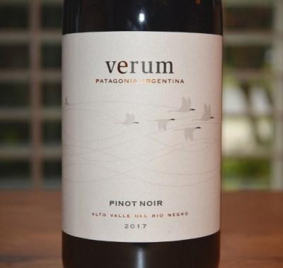 2017 Verum Pinot Noir