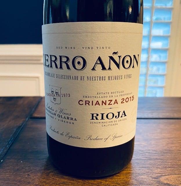 Cerro Anon Rioja