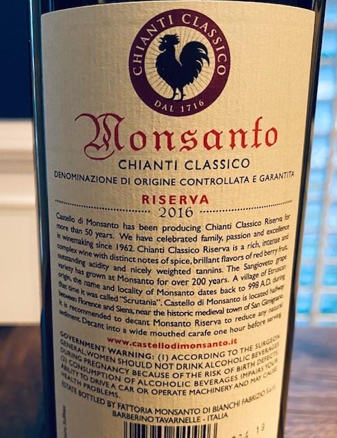 Monsanto Chianti