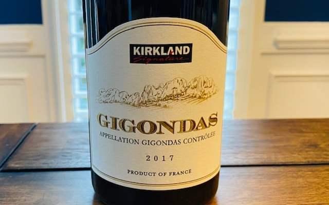 2017 Kirkland Gigondas